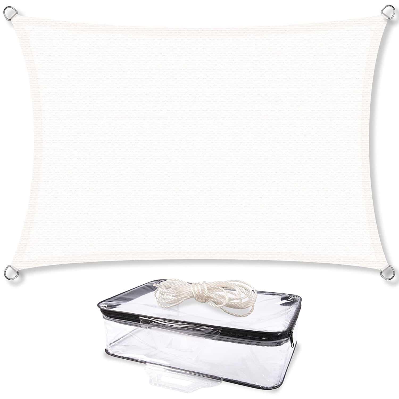 sonnensegel als sichtschutz infos ratgeber. Black Bedroom Furniture Sets. Home Design Ideas